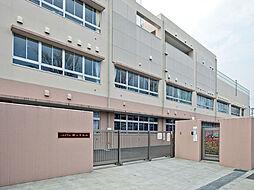 横山中学校距離...