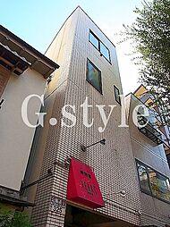 東京都武蔵野市御殿山1丁目の賃貸マンションの外観