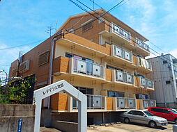 レヂデンス徳田[4階]の外観
