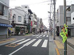 萩中通り商店街...