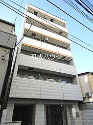 ガーラ・ステーション新宿牛込柳町[6階号室]の外観
