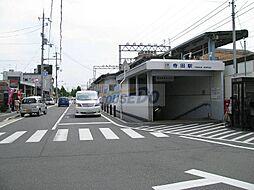 近鉄京都線久津...