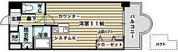 ノーム下新庄3[203号室]の間取り
