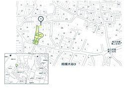 現地への地図:...