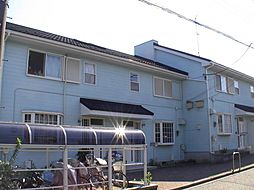 [テラスハウス] 神奈川県横浜市青葉区若草台 の賃貸【/】の外観