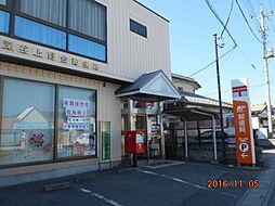 郵便局深谷上野...
