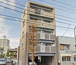 神奈川県平塚市八千代町の賃貸マンションの外観