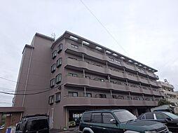 鹿児島県鹿児島市宇宿2丁目の賃貸マンションの外観