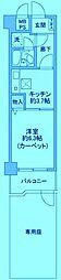 ライオンズマンション武蔵新城第2[1階]の間取り