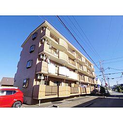 静岡県静岡市清水区長崎新田の賃貸マンションの外観