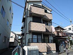 ヒューマンパレス新松戸I[1階]の外観