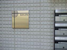 SAKURA[306号室]の外観