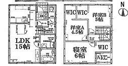[一戸建] 香川県高松市仏生山町甲 の賃貸【/】の間取り