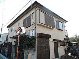 東京都狛江市東野川2丁目の賃貸アパートの外観