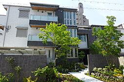 大阪府吹田市南金田1丁目の賃貸マンションの外観
