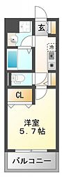 3chome house[2階]の間取り