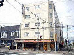 北海道札幌市北区北二十二条西5丁目の賃貸アパートの外観