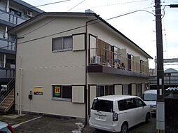 清水アパート[201号室号室]の外観