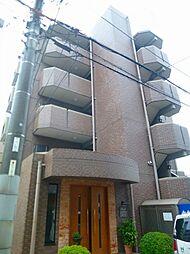 プランドール住吉[5階]の外観
