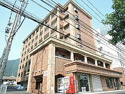 福岡県北九州市小倉南区湯川5丁目の賃貸マンションの外観