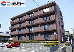 サンマンション[4階]の外観