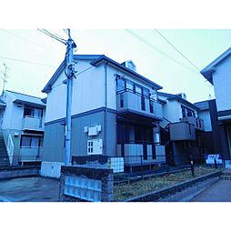 兵庫県神戸市東灘区深江南町4丁目の賃貸アパートの外観