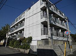 兵庫県神戸市灘区楠丘町6丁目の賃貸マンションの外観