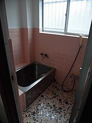 上物内部、浴室