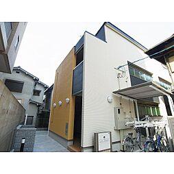 奈良県奈良市大宮町4丁目の賃貸アパートの外観
