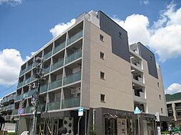 JR東海道本線 甲南山手駅 6階建[5階]の外観
