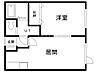 間取り,1DK,面積34.02m2,賃料3.5万円,バス くしろバス労災病院下車 徒歩2分,,北海道釧路市豊川町17-19