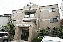 愛知県名古屋市西区八筋町の賃貸マンションの外観