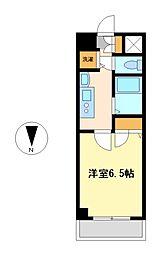 プレサンス名古屋STATIONアライブ[12階]の間取り