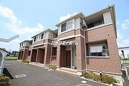 西武新宿線 狭山市駅 バス12分 根岸中央下車 徒歩3分の賃貸アパート