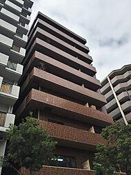 フタバハイツ上本町[8階]の外観