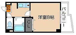プチ・シェトワ[402号室]の間取り
