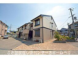 大阪府枚方市招提元町3丁目の賃貸アパートの外観