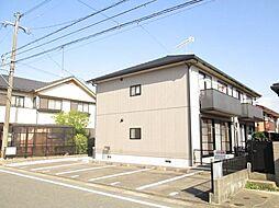 コンフォート原田[202号室]の外観