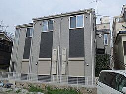 グランディア川崎浜町 1F[2階]の外観