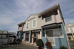クレストールドエル(青木島町大塚) A棟[201号室号室]の外観