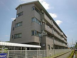 滋賀県草津市木川町の賃貸マンションの外観
