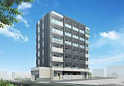 仮)中区正木3丁目自宅併用店舗マンション[6階]の外観