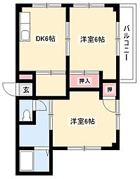 春田駅 4.1万円