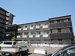 シャーメゾン久宝寺[201号室]の外観