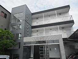 RINコート巽東[1階]の外観
