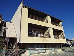 コーポ小林I[2階]の外観