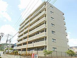 レジデンス原田[6階]の外観