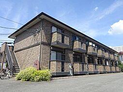 福岡県久留米市御井町の賃貸アパートの外観