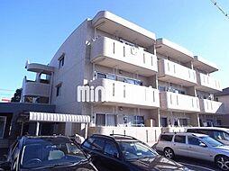 CASA AKI[2階]の外観