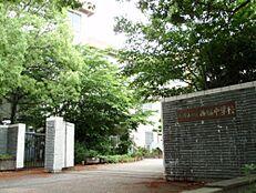 中学校西脇中学校まで614m